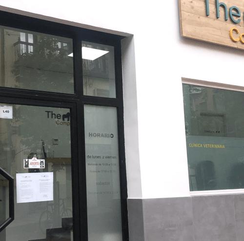 clinica veterinaria madrid diego de leon