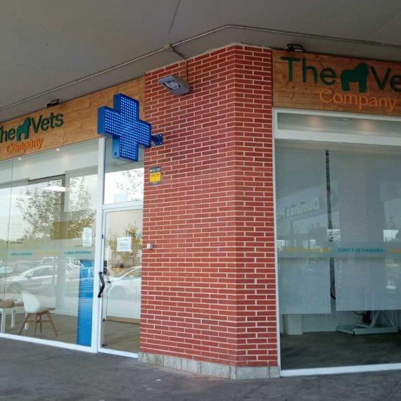 clínica veterinaria arroyomolinos